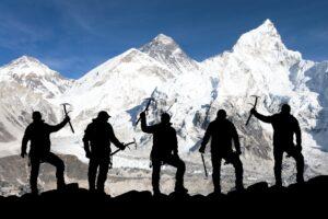 Китай установит на Эвересте линию разграничения с Непалом
