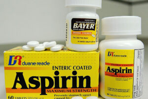 Люди, постоянно принимающие аспирин, реже страдают от болезней, вызванных загрязнением воздуха