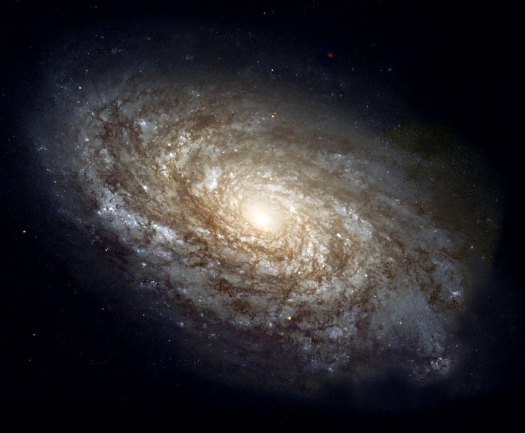 Обнаружена старейшая из известных спиральных галактик.Вокруг Света. Украина