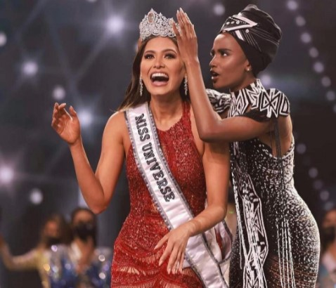 Титул «Мисс Вселенная – 2021» получила участница из Мексики.Вокруг Света. Украина