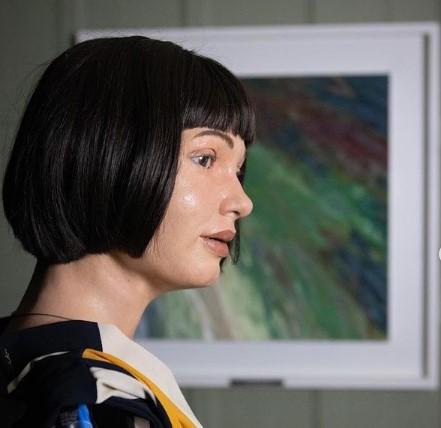 В Лондоне открылась выставка автопортретов андроида
