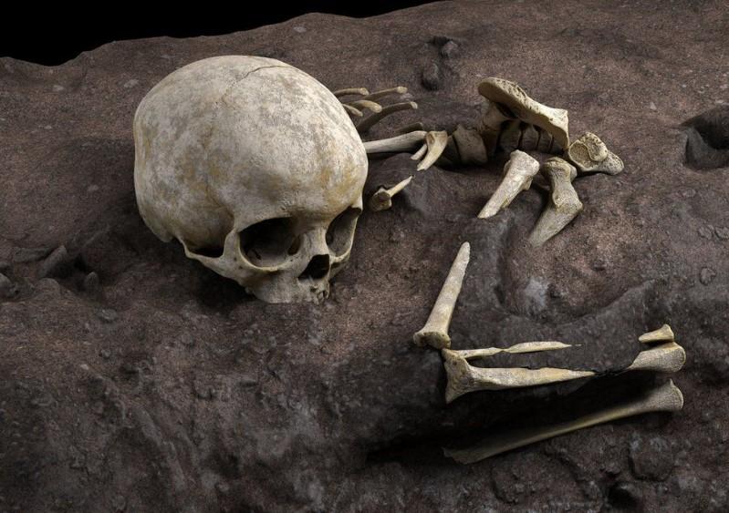 В Африке нашли древнейшую могилу возрастом почти 80 тысяч лет.Вокруг Света. Украина