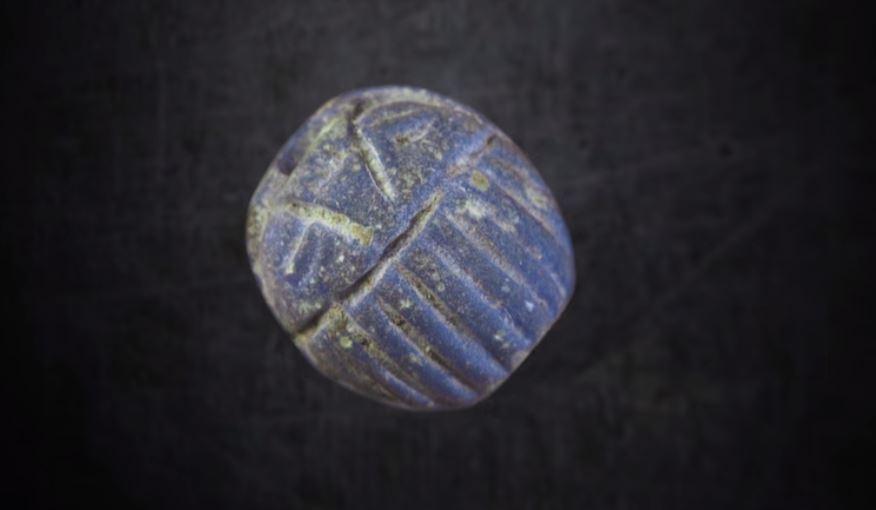 В Полтавской области нашли древнеегипетский символ смерти.Вокруг Света. Украина