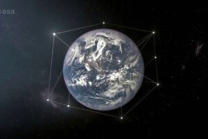 У луны будет много собственных спутников, запущенных европейским космическим агентством