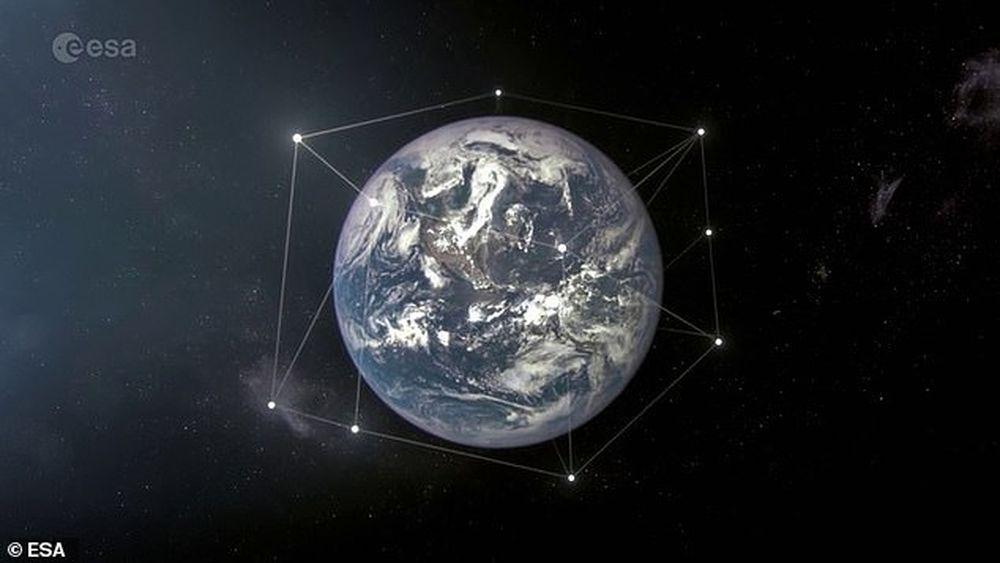 У луны будет много собственных спутников, запущенных европейским космическим агентством.Вокруг Света. Украина