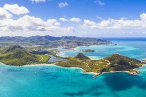 В Карибском море 40 млн лет назад был архипелаг, по которому мигрировали животные