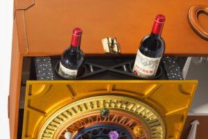 На аукционе продадут вино из космоса