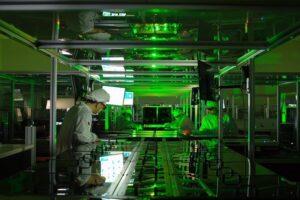 В Южной Корее запустили самый мощный в мире лазер