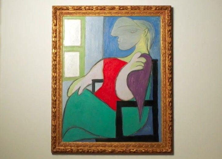 Картину Пикассо продали за 100 миллионов долларов