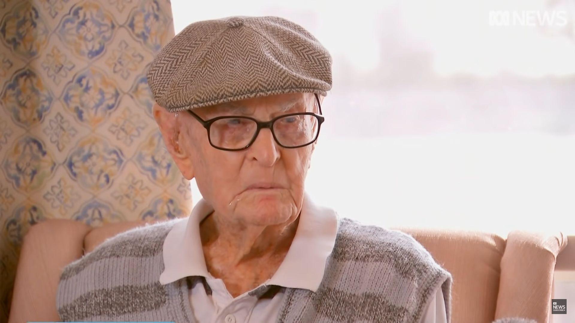 Старейший австралиец поделился необычными секретом долголетия