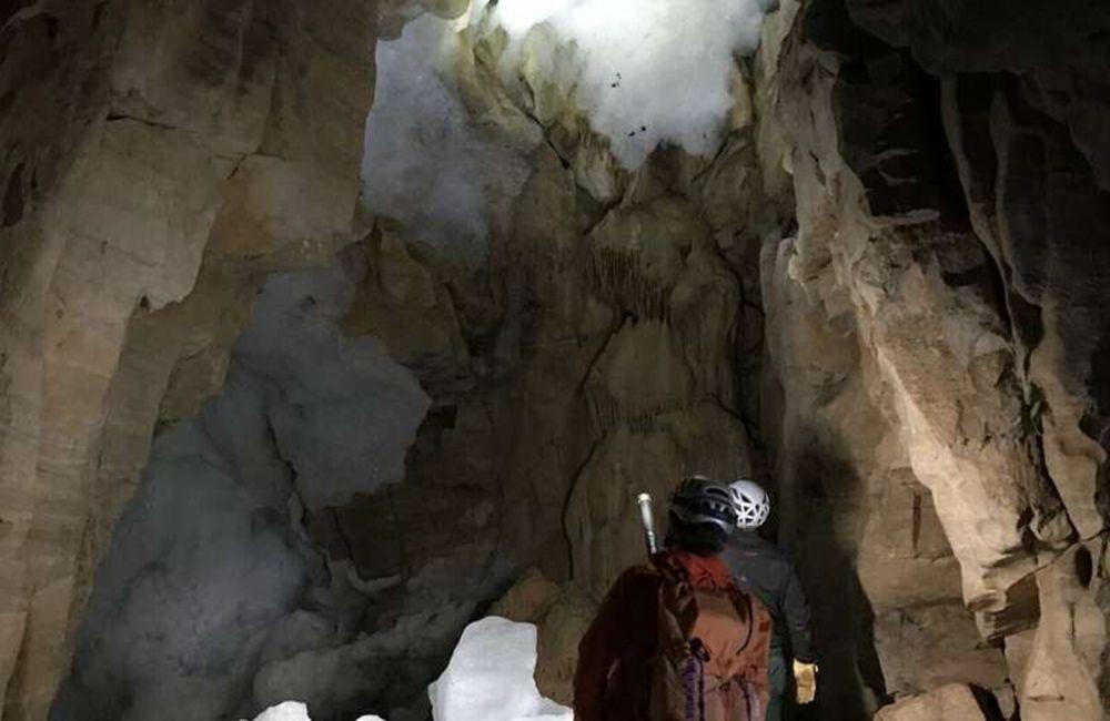 Пещерные отложения говорят об изменениях в вечной мерзлоте за последние 400 000 лет