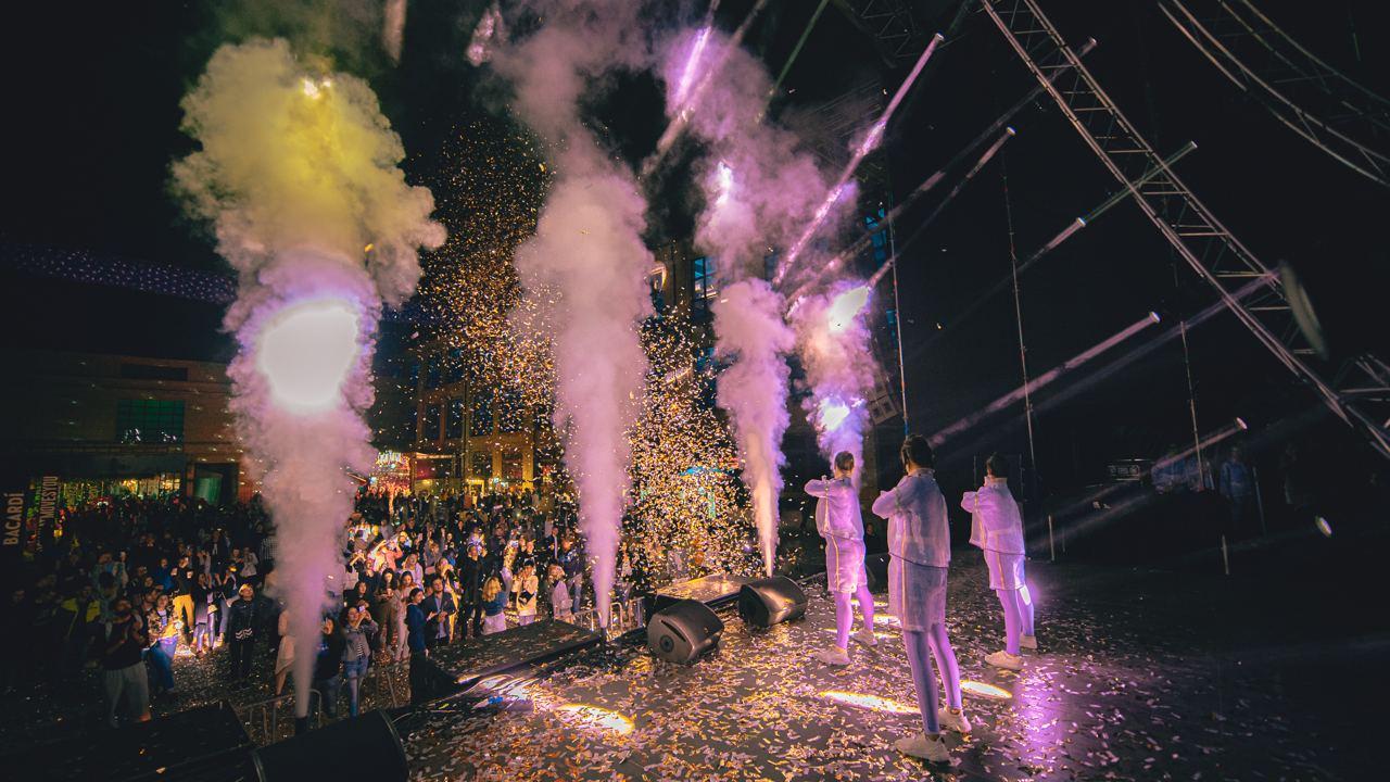 Фестиваль WHITE NIGHTS 2021: электронная музыка, шаманизм и культура майя.Вокруг Света. Украина