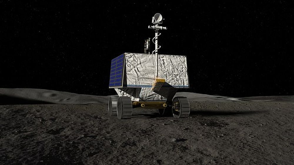 NASA отправит на Луну ровер в 2023 году