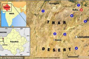 Огромная спираль, найденная в индийской пустыне Тар, может быть крупнейшим из когда-либо созданных рисунков