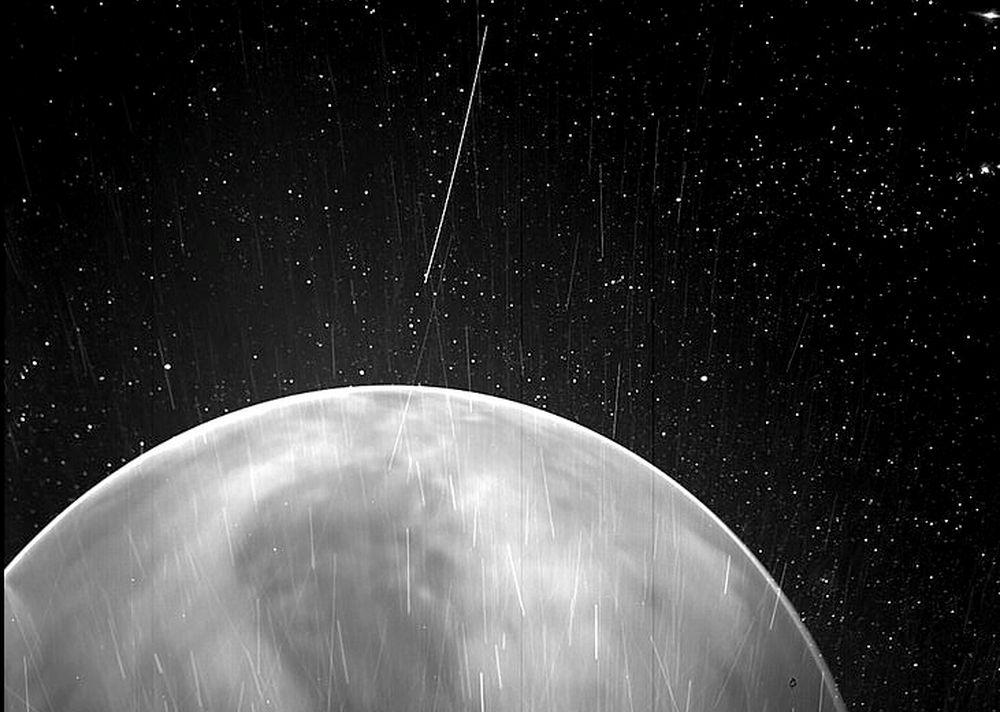 Что происходит в атмосфере Венеры: новые данные NASA.Вокруг Света. Украина