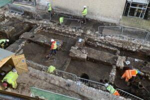 В Шотландии раскопали средневековый центр металлургии