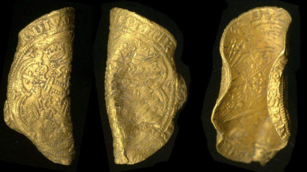 В Англии нашли очень редкие монеты 1344 года.Вокруг Света. Украина