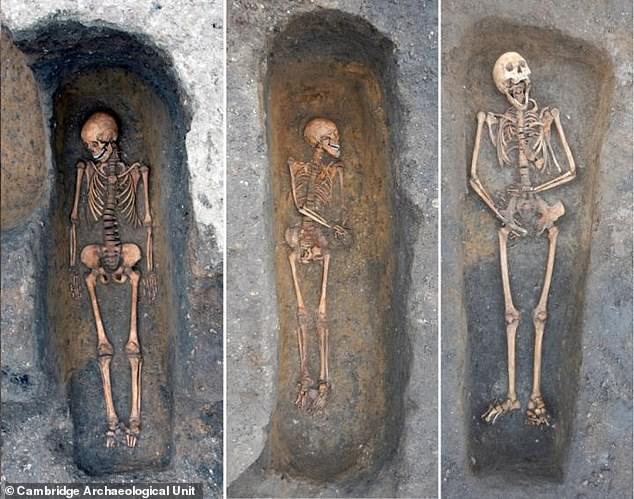 Умерших от чумы хоронили с почтением – археологи