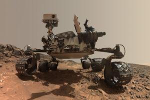 Марсоход Curiosity продолжит поиски соли на Красной планете
