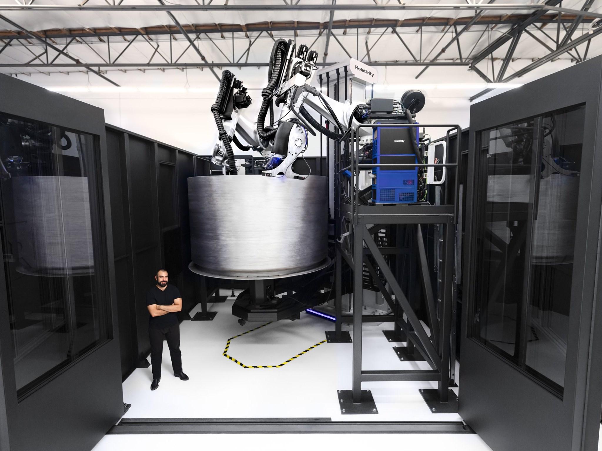 Калифорнийский стартап напечатает космическую ракету на 3D-принтере