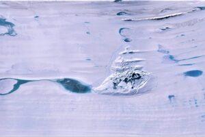 В Восточной Антарктиде пропало крупное озеро