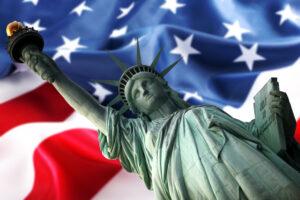 Франция сделала для США новую статую Свободы