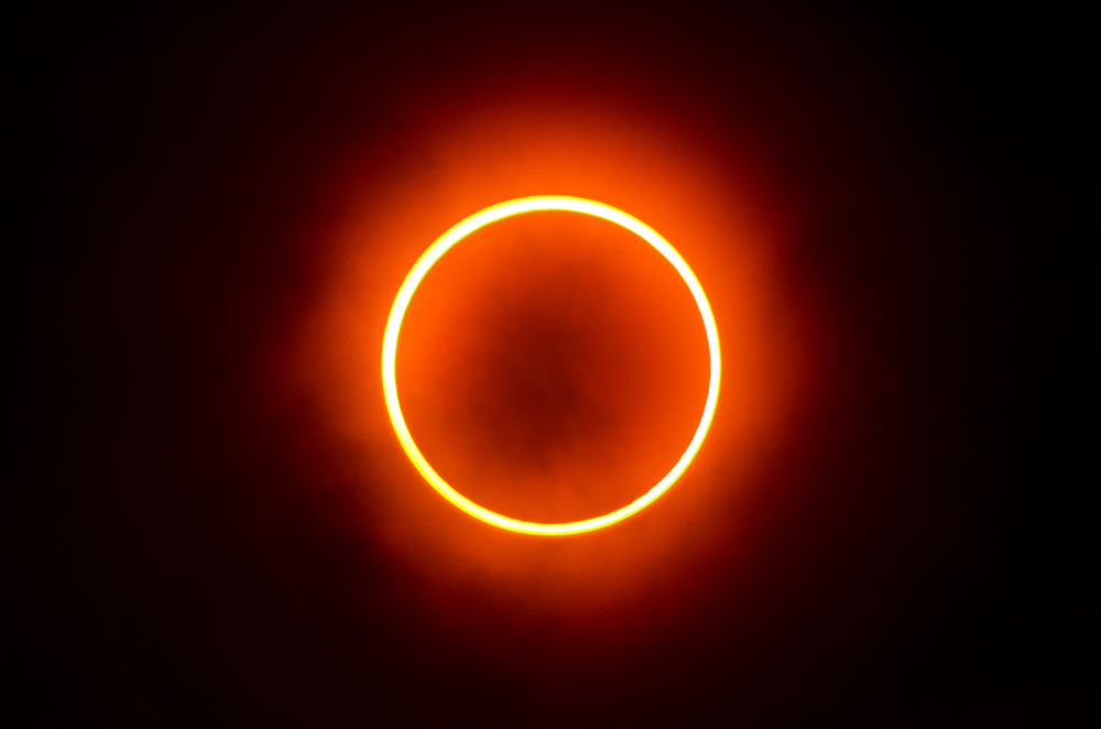 Кольцо Солнца: где можно наблюдать солнечное затмение 10 июня.Вокруг Света. Украина