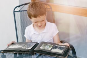 Как работает память у детей