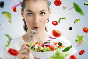 Психическое здоровье женщин зависит от питания