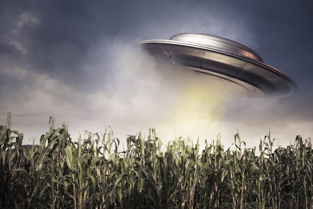 На аукцион выставили видео вскрытия пришельца