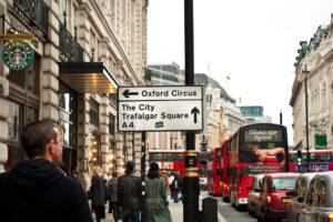 В Лондоне появятся двухэтажные водородные автобусы