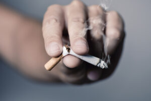 Курение вызывает более 20% всех смертей
