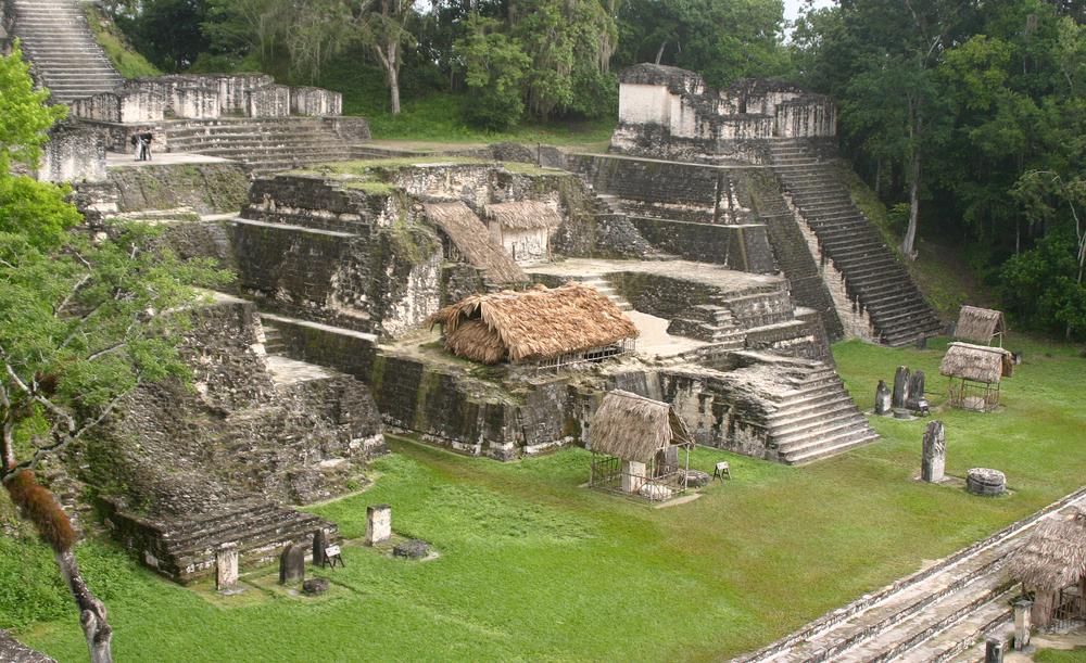 Древние майя создавали парки дикой природы.Вокруг Света. Украина