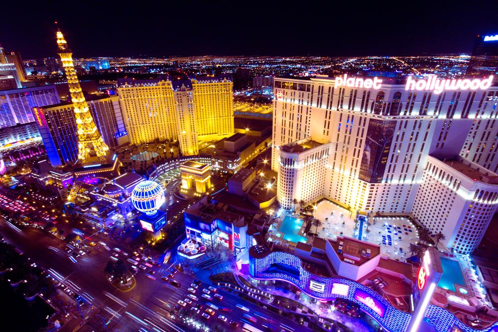 Лас-Вегас: город ослепительных огней и азартных развлечений.Вокруг Света. Украина