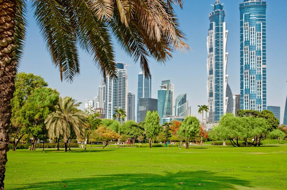 Дубай летом: новый формат отдыха.Вокруг Света. Украина
