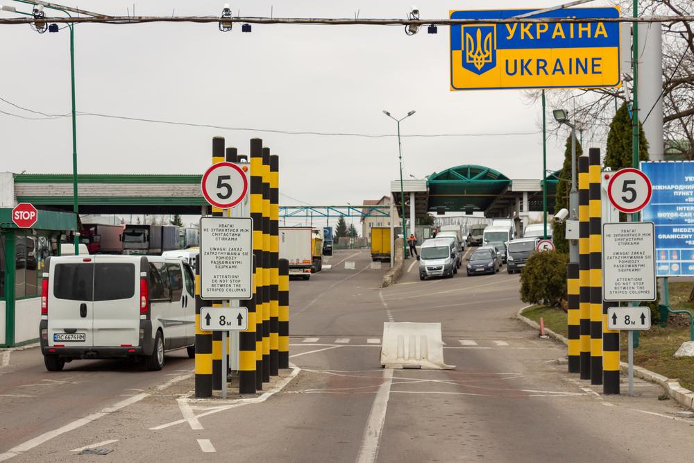 Украинцев будут вакцинировать на польской границе