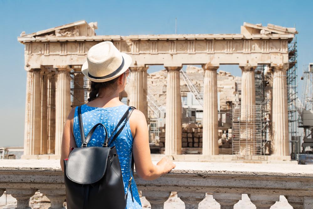 Для въезда в Грецию достаточно экспресс-теста.Вокруг Света. Украина