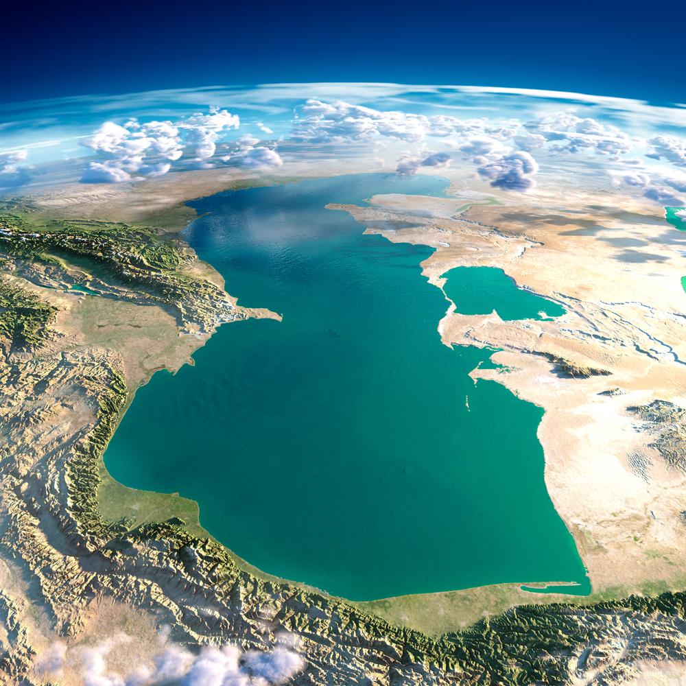 На берегу Каспия нашли крупнейший оползень Земли