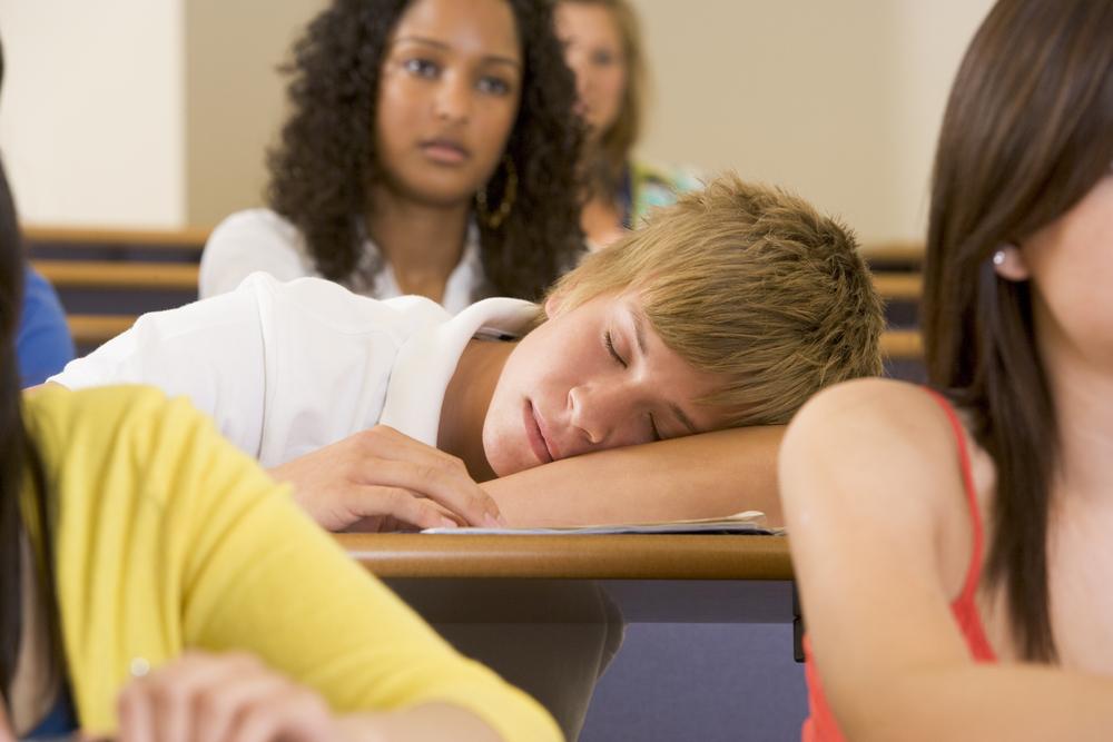 Утренние занятия снижают успеваемость учеников.Вокруг Света. Украина