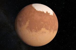 Атмосфера Марса хранит следы океанов