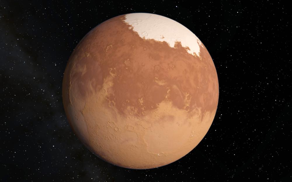 Атмосфера Марса хранит следы океанов.Вокруг Света. Украина