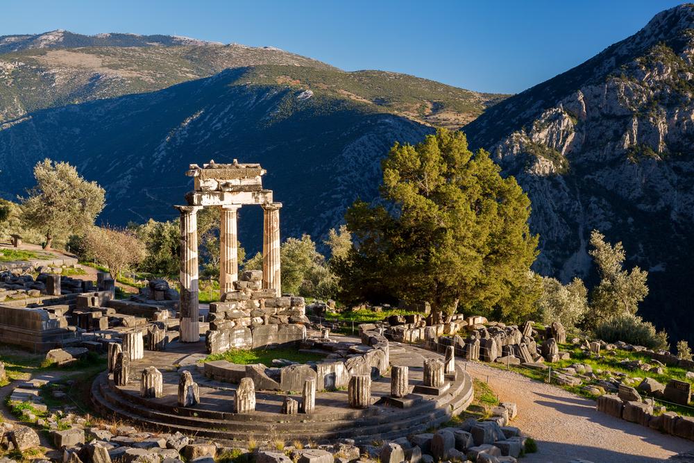 Греция фото