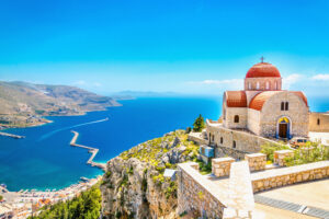 Острова Греции: лазурная мечта