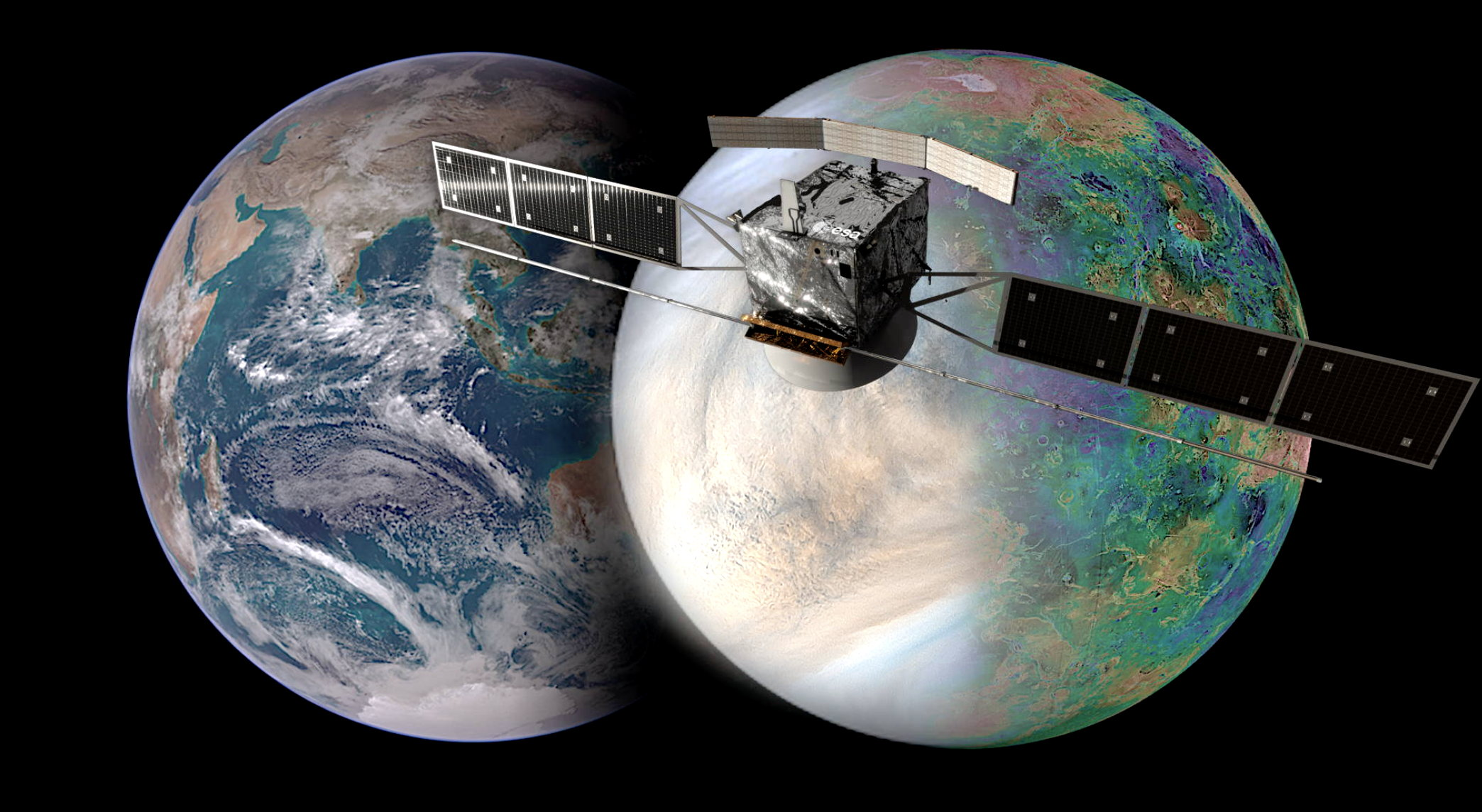 Европейское космическое агентство отправит миссию на Венеру вслед за NASA. С чего такой ажиотаж?.Вокруг Света. Украина