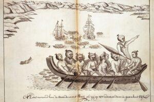 Маори открыли Антарктиду на 1200 лет раньше европейцев