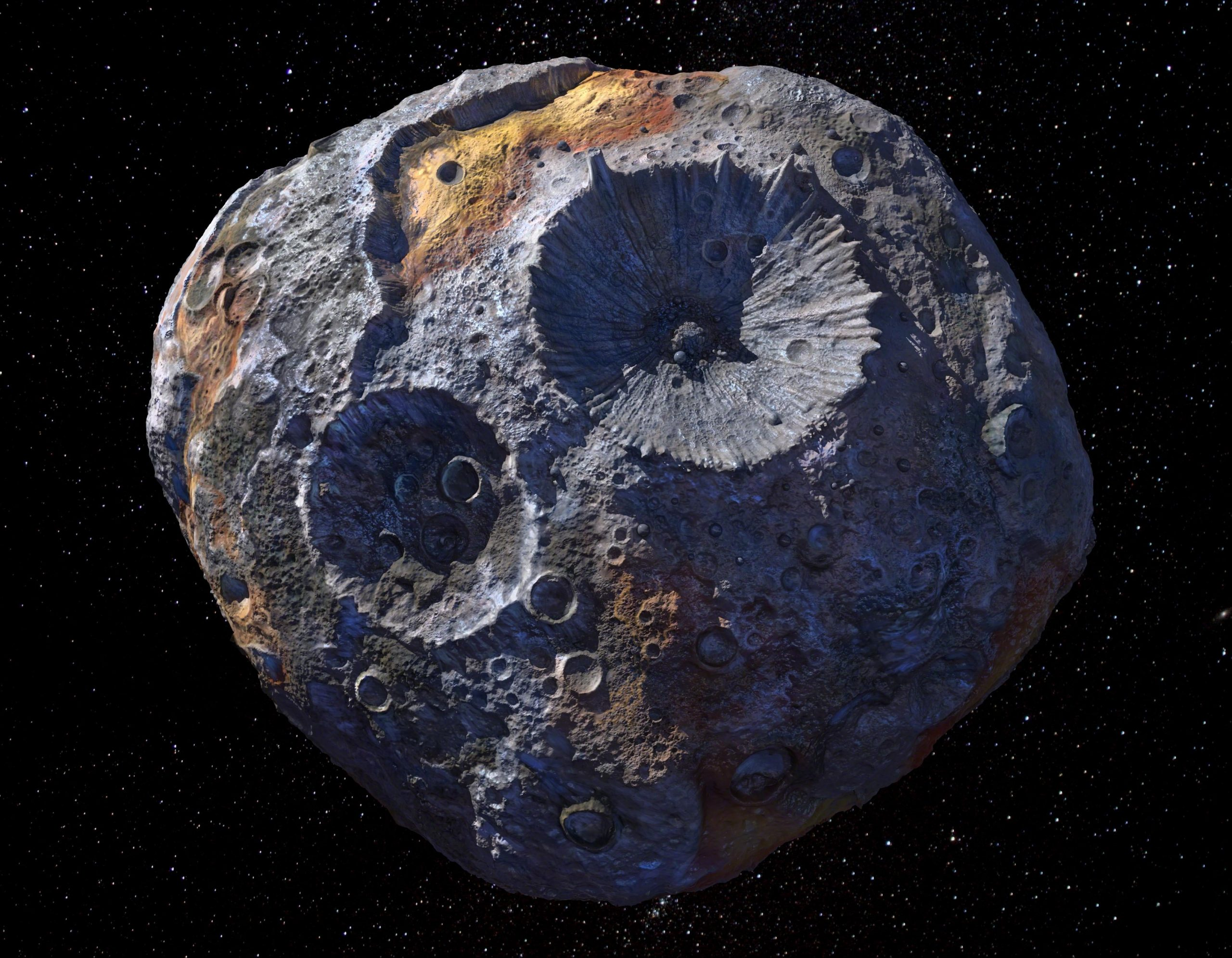 Самый дорогой астероид оказался дешевле