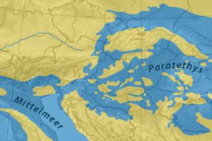 Когда исчезла вода из самого большого моря в истории