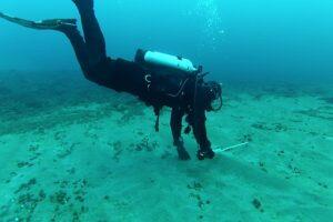 В США подводные археологи обнаружили орудия из обсидана возрастом 9000 лет