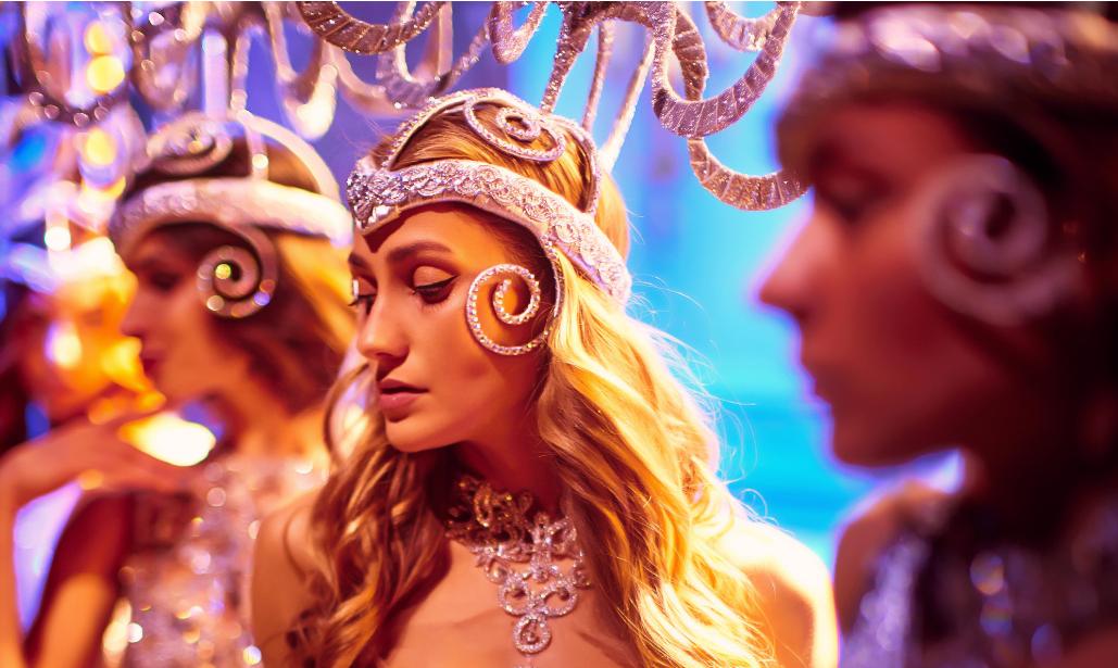 Искусство варьете в Киеве: эротическое шоу