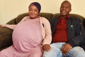 Мировой рекорд: жительница ЮАР родила 10 детей